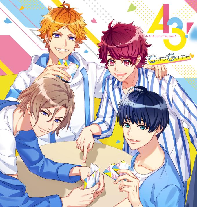 『A3!』カードゲーム