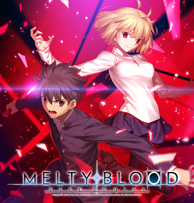 MELTY BLOOD: TYPE LUMINA